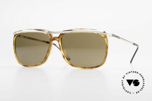Christian Dior 2698 Alte 90er Herrensonnenbrille Details
