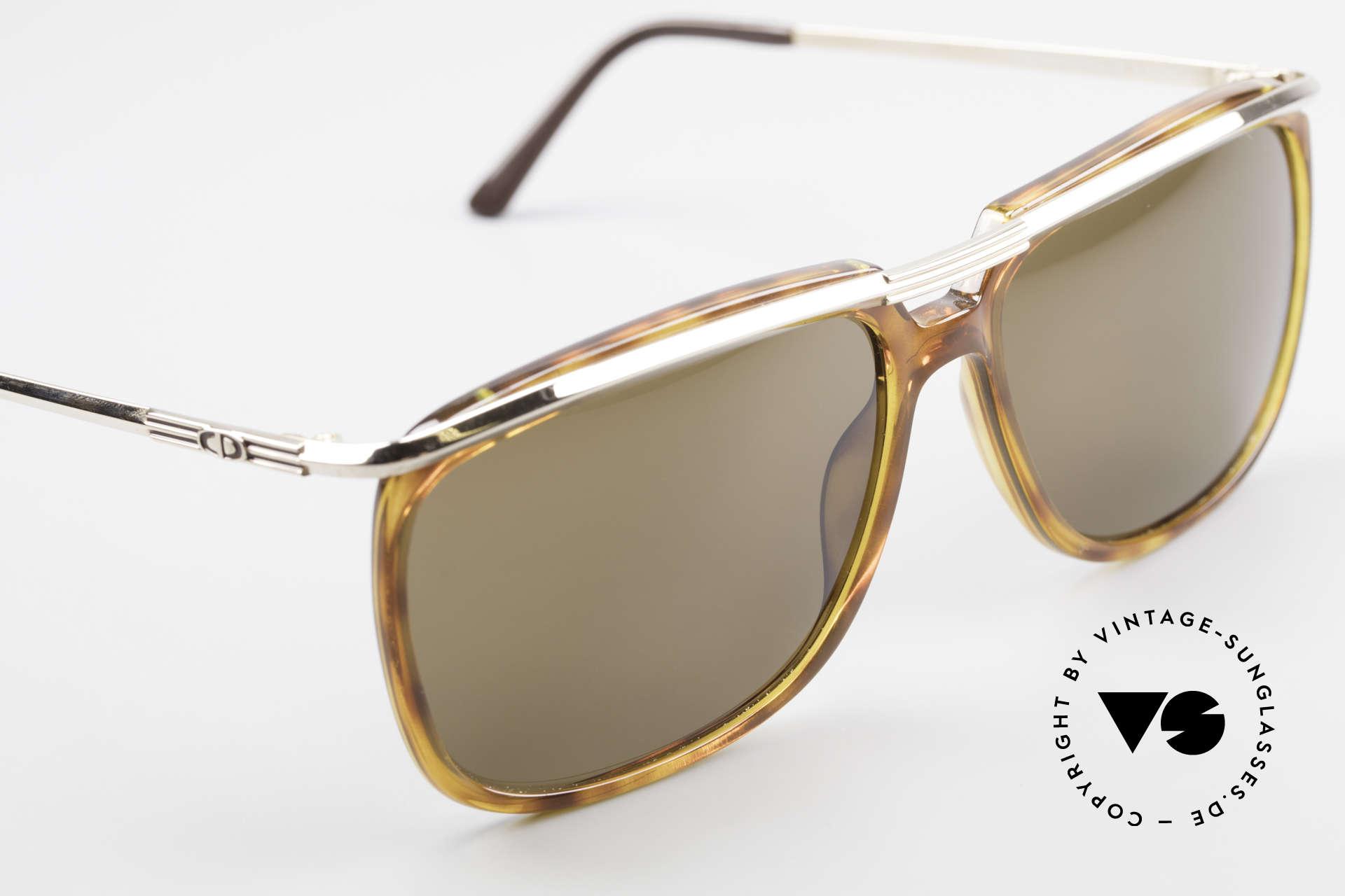 Christian Dior 2698 Alte 90er Herrensonnenbrille, ungetragen (wie jedes alte Brillengestell bei uns), Passend für Herren