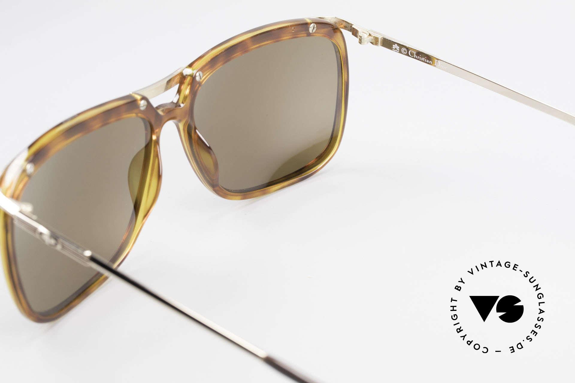 Christian Dior 2698 Alte 90er Herrensonnenbrille, KEINE retro Brille; ein kostbares Dior ORIGINAL, Passend für Herren