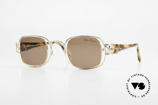 Paloma Picasso 8600 90er Vintage Damenbrille Details