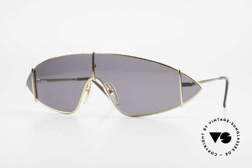 Paloma Picasso 3728 Vintage Promi Sonnenbrille Details