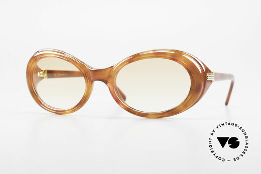 Cartier Frisson Luxus Damen Sonnenbrille Details