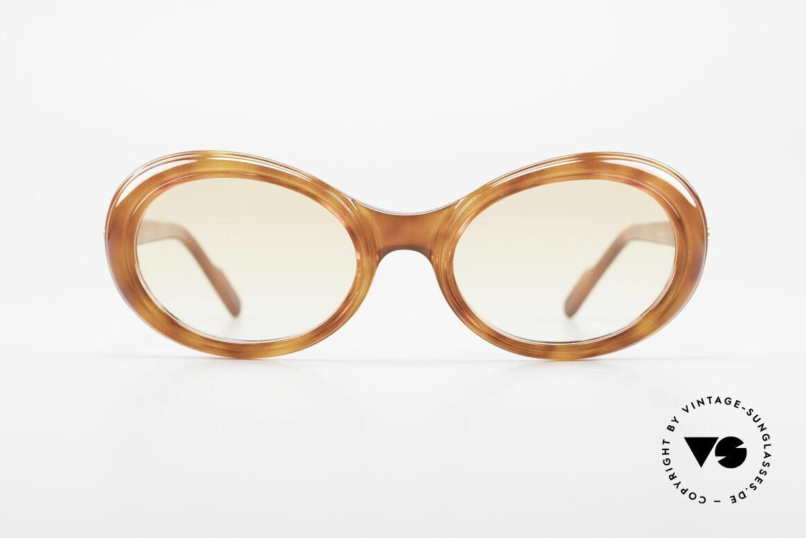 Cartier Frisson Luxus Damen Sonnenbrille, zauberhafte Cartier vintage DesignerDamensonnenbrille, Passend für Damen