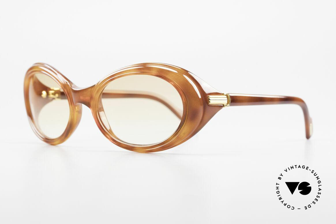 Cartier Frisson Luxus Damen Sonnenbrille