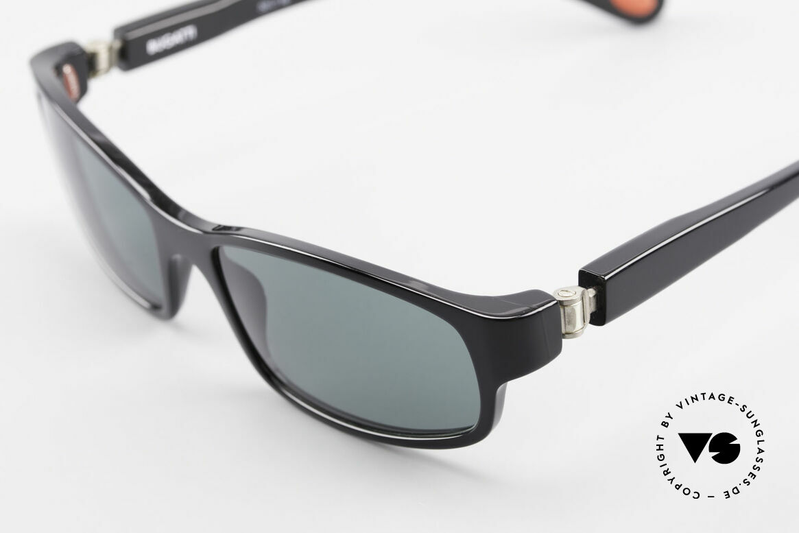 Bugatti 323 Odotype Rare Designer Sonnenbrille
