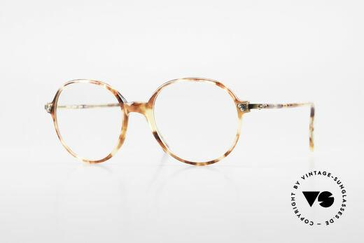 Giorgio Armani 334 Vintage Brillenfassung Rund Details