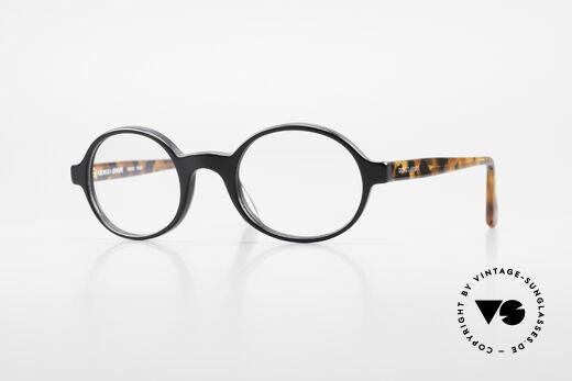 Giorgio Armani 308 Ovale 80er Vintage Fassung Details