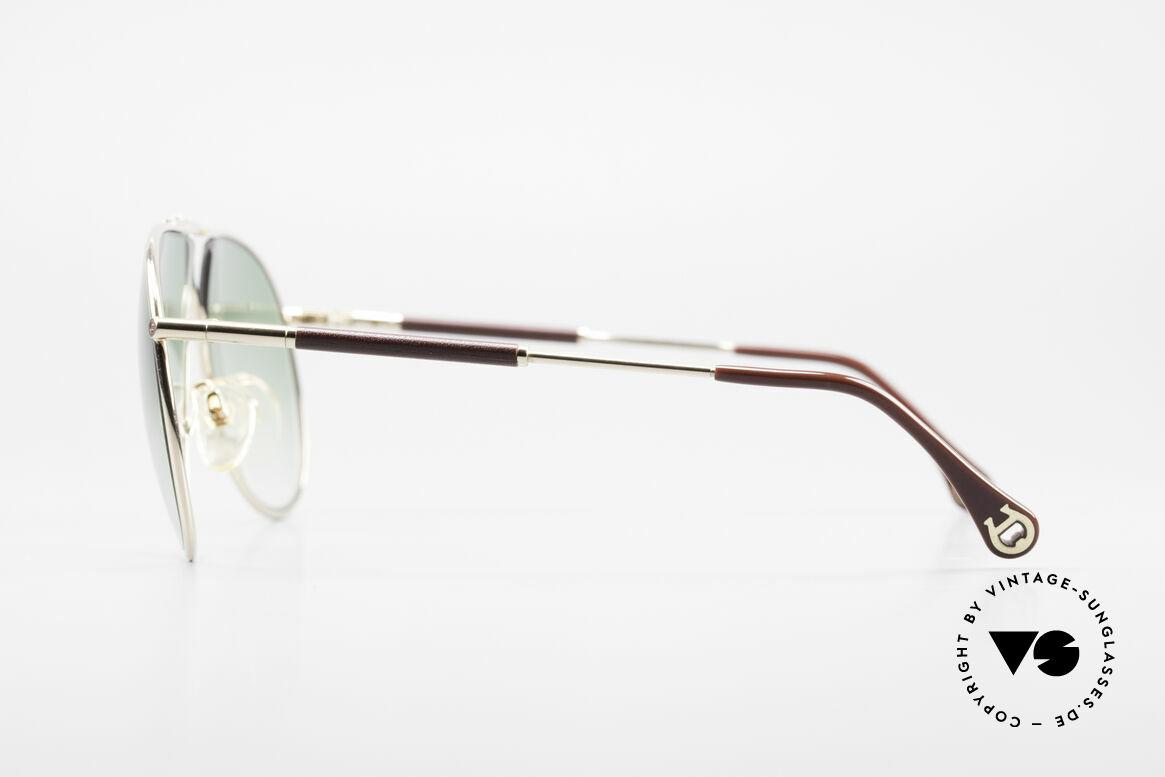 Aigner EA3 Echt 80er Vintage Sonnenbrille, zudem absolute Top-Qualität und mit Seriennummer, Passend für Herren