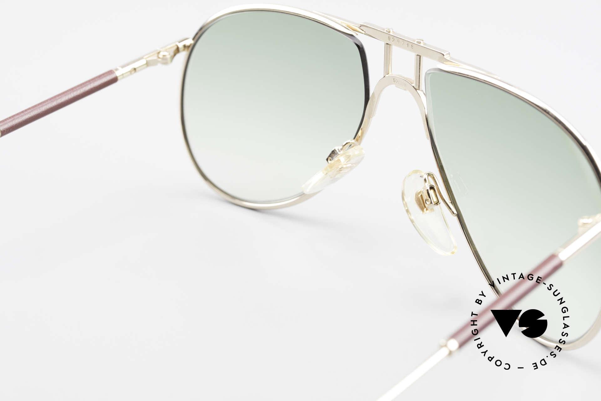 Aigner EA3 Echt 80er Vintage Sonnenbrille, KEIN RETRO; EA3 = das meistgesuchte 80er Modell, Passend für Herren