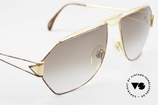 St. Moritz 403 80er Jupiter Sonnenbrille Rar, KEINE Retrosonnenbrille, sondern 100% vintage Original, Passend für Herren