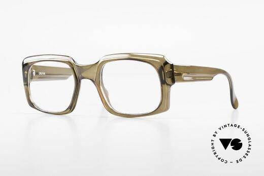 Cobra K67 70er Old School Optyl Brille Details