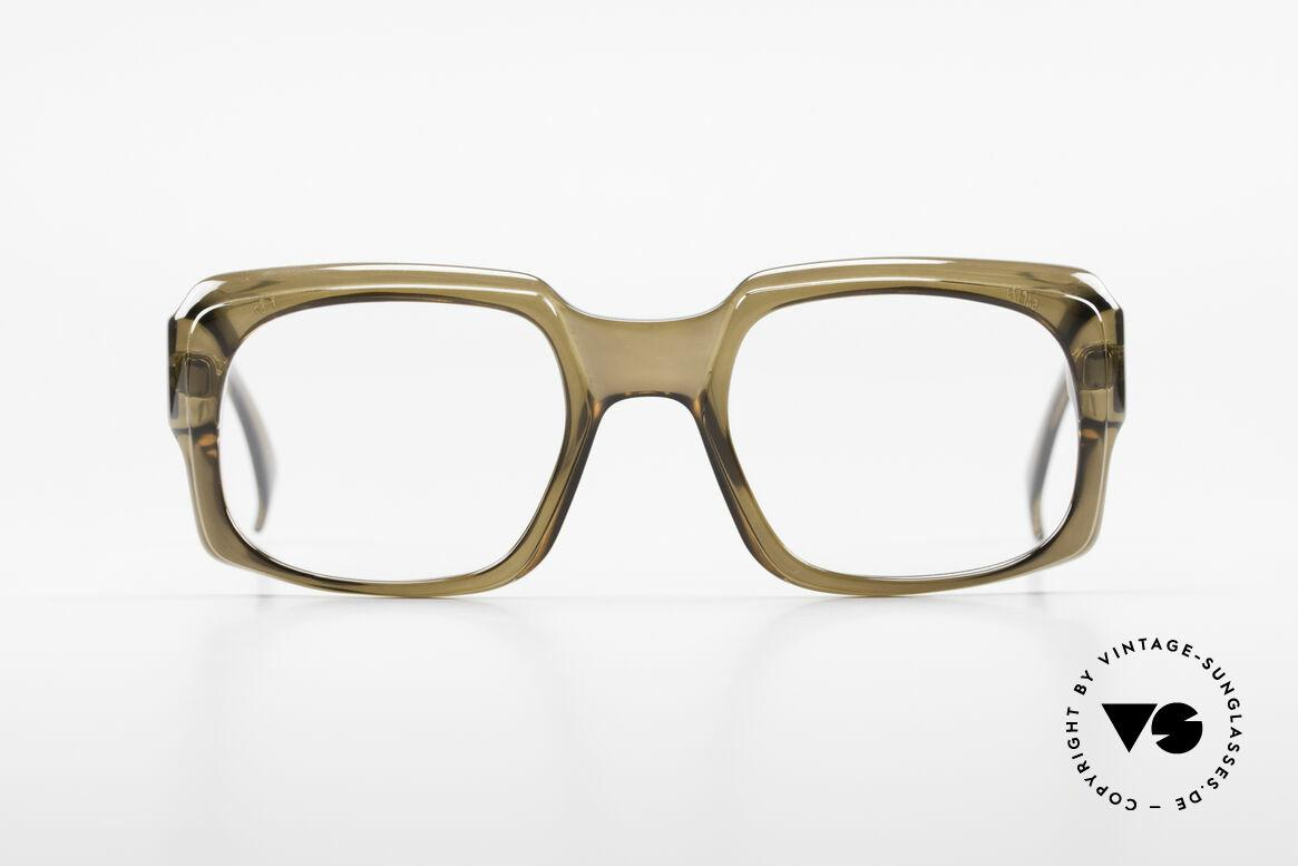 Cobra K67 70er Old School Optyl Brille, ausdrucksstarke 70er Old School Brille von COBRA, Optyl, Passend für Herren