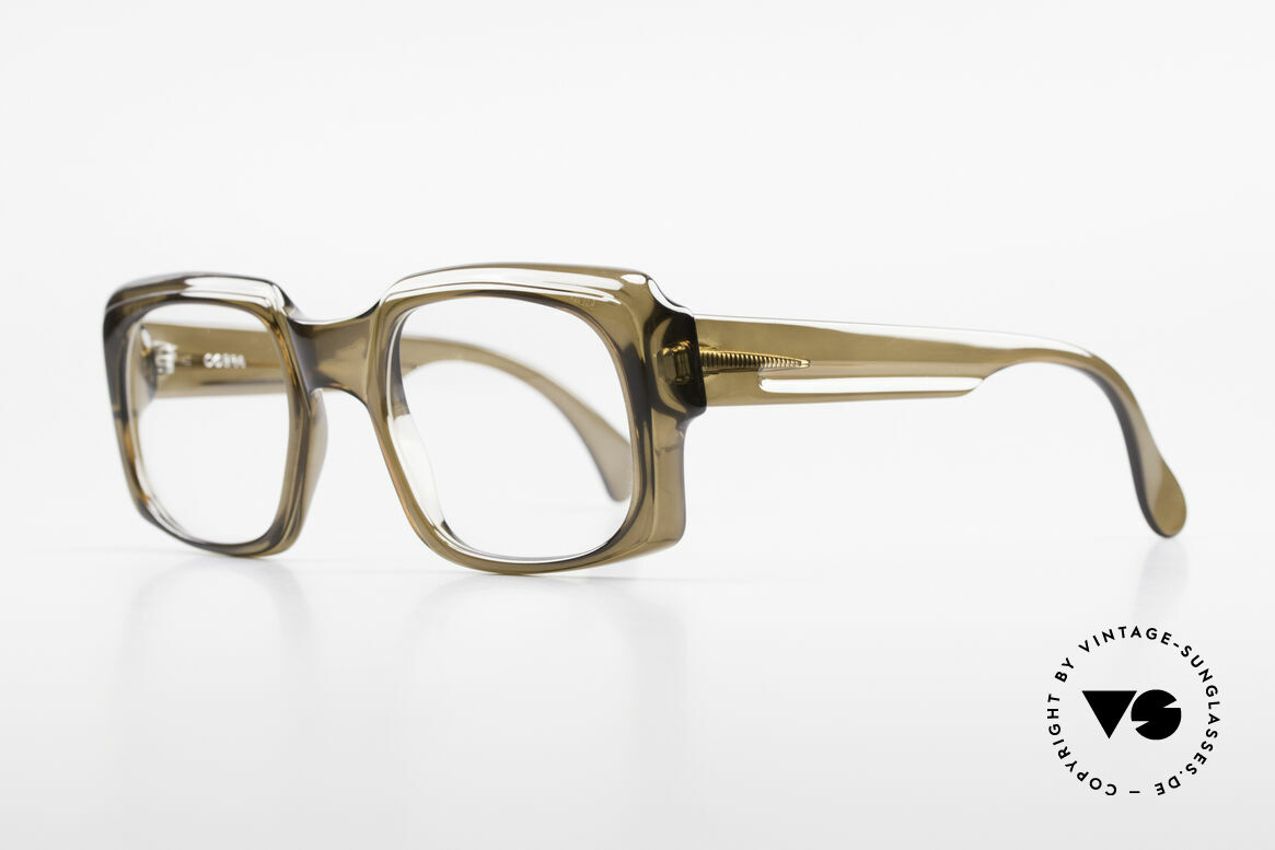 Cobra K67 70er Old School Optyl Brille