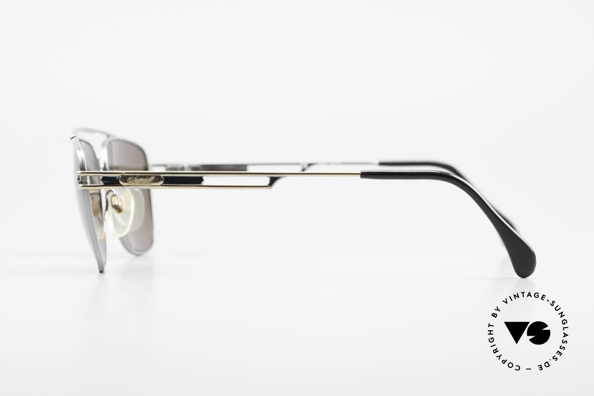 Davidoff 708 Elegante Herren Sonnenbrille, Gentleman-Brille: stilvoll, elegant & zudem sehr selten, Passend für Herren
