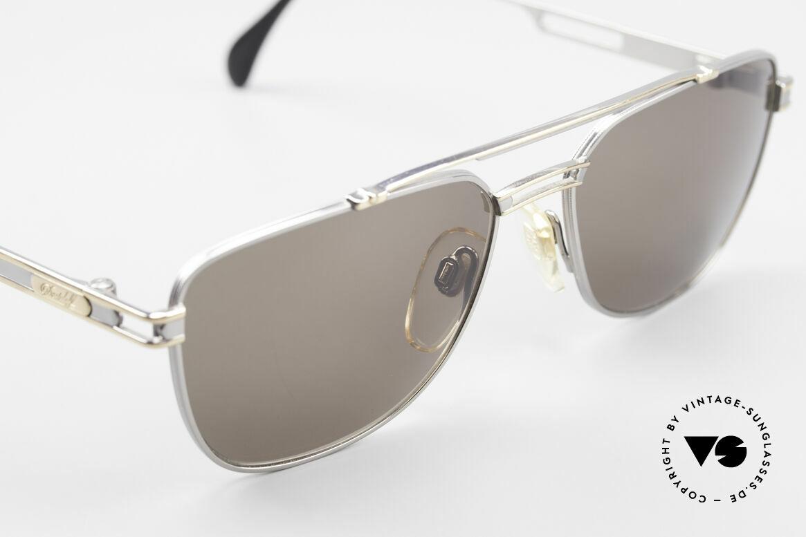 Davidoff 708 Elegante Herren Sonnenbrille, ungetragen (wie alle unsere vintage Davidoff Fassungen), Passend für Herren