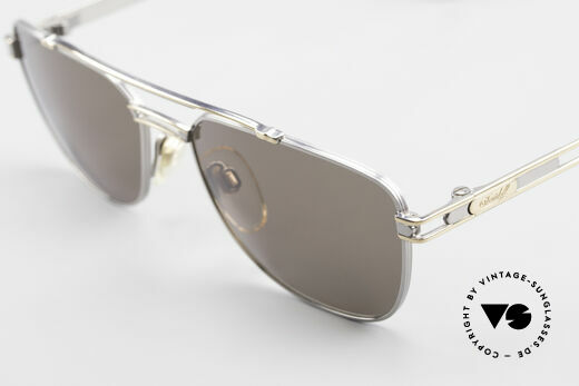 Davidoff 708 Elegante Herren Sonnenbrille, KEINE RETROmode, sondern ein kostbares altes UNIKAT!, Passend für Herren