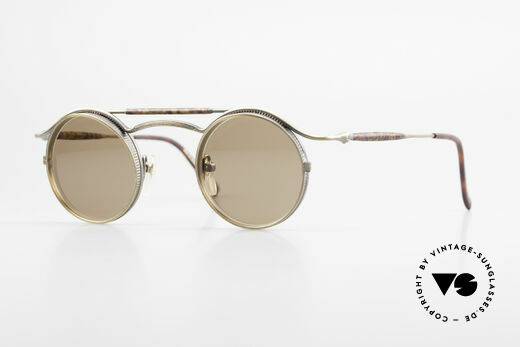 Matsuda 2903 90er Steampunk Sonnenbrille Details