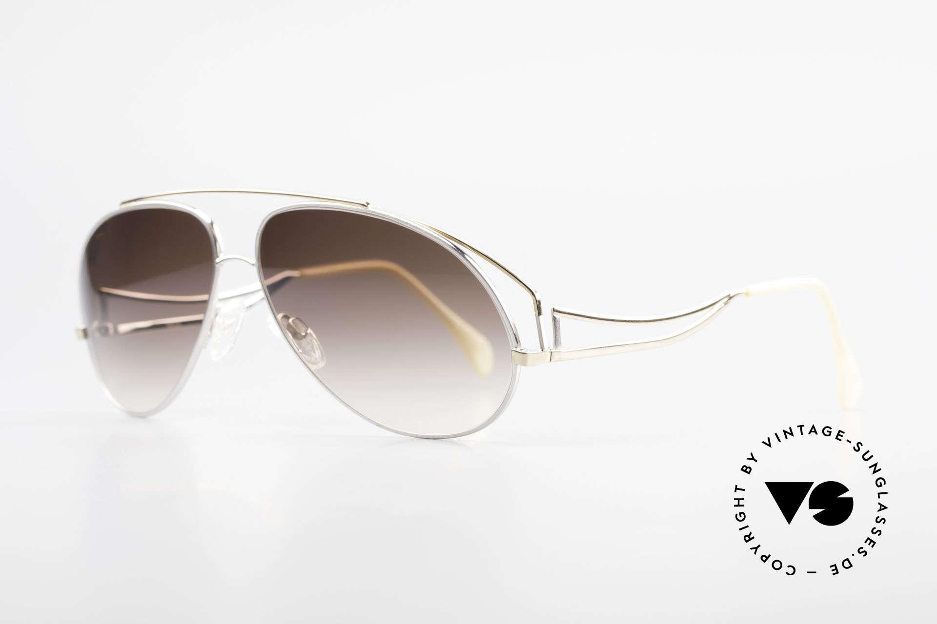 Zollitsch Radiant Industrial XL Aviator Brille, daher wohl auch der Name 'Radiant' = ein Winkelmaß, Passend für Herren
