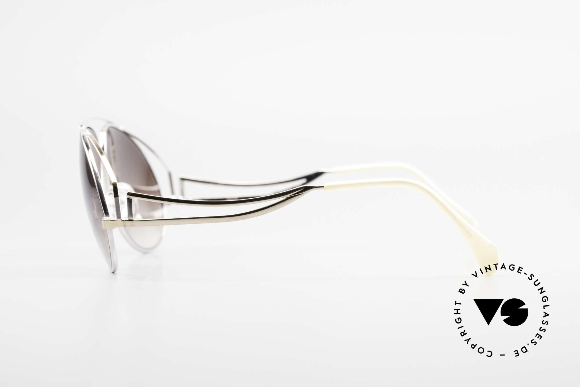 Zollitsch Radiant Industrial XL Aviator Brille, ein absoluter HINGUCKER in herausragender Qualität, Passend für Herren