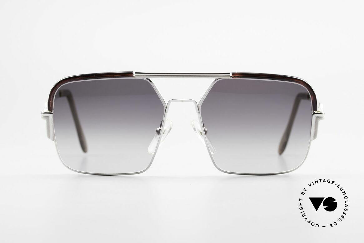 Cazal 706 70er Kombisonnenbrille 1. Serie, Modell aus der ersten Serie von Cari Zalloni überhaupt, Passend für Herren