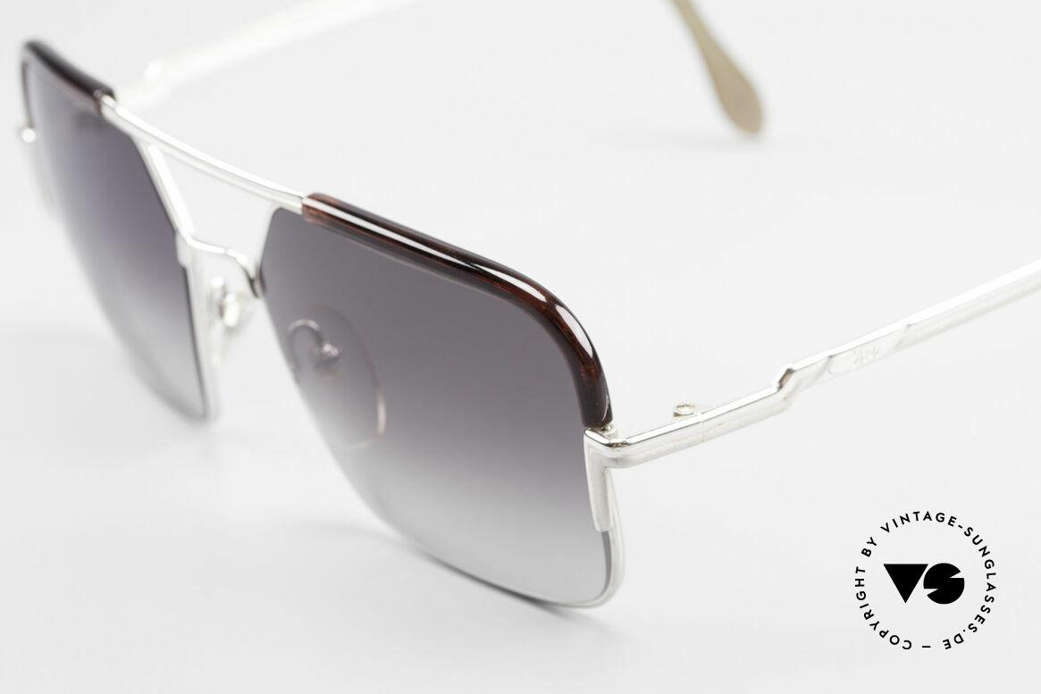 """Cazal 706 70er Kombisonnenbrille 1. Serie, CAZAL begann in den 80ern """"W.Germany"""" aufzudrucken, Passend für Herren"""
