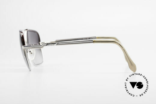 Cazal 706 70er Kombisonnenbrille 1. Serie, ungetragenes Original (NEW OLD STOCK) Sammlerstück, Passend für Herren