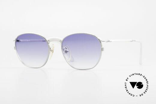 Jean Paul Gaultier 55-1271 Rare Vintage JPG Sonnenbrille Details