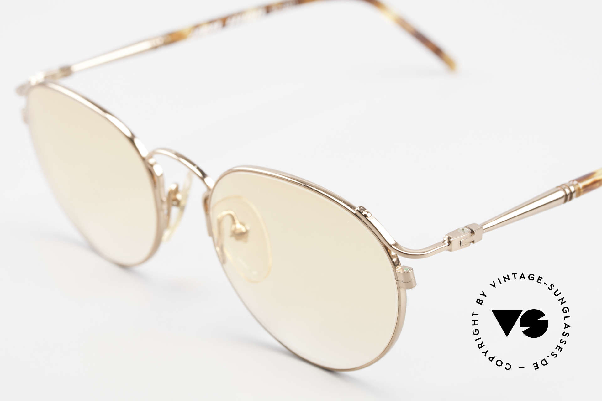 Jean Paul Gaultier 57-2271 Junior Gaultier Vintage Brille, ungetragen (wie all unsere vintage Gaultier Brillen), Passend für Herren und Damen