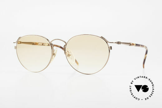 Jean Paul Gaultier 57-2271 Junior Gaultier Vintage Brille Details