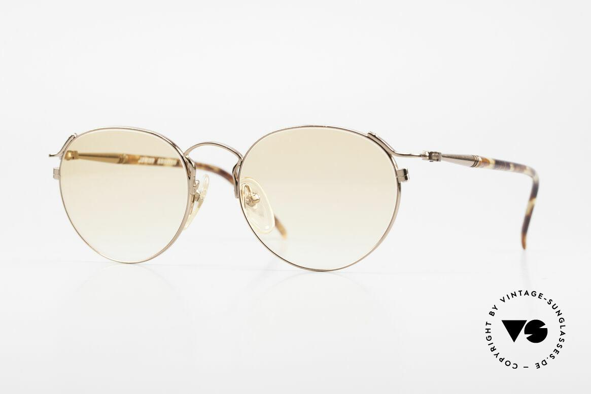 Jean Paul Gaultier 57-2271 Junior Gaultier Vintage Brille, vintage 1990er Jean Paul Gaultier Kult-Sonnenbrille, Passend für Herren und Damen
