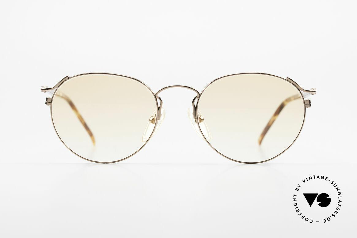 Jean Paul Gaultier 57-2271 Junior Gaultier Vintage Brille, Modell aus der Junior-Gaultier Serie von circa 1997, Passend für Herren und Damen