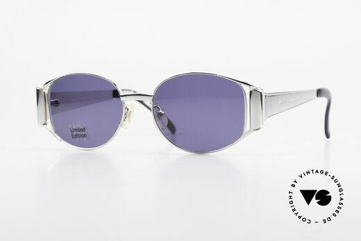 Yohji Yamamoto 52-5107 Limitierte Avantgarde Brille Details
