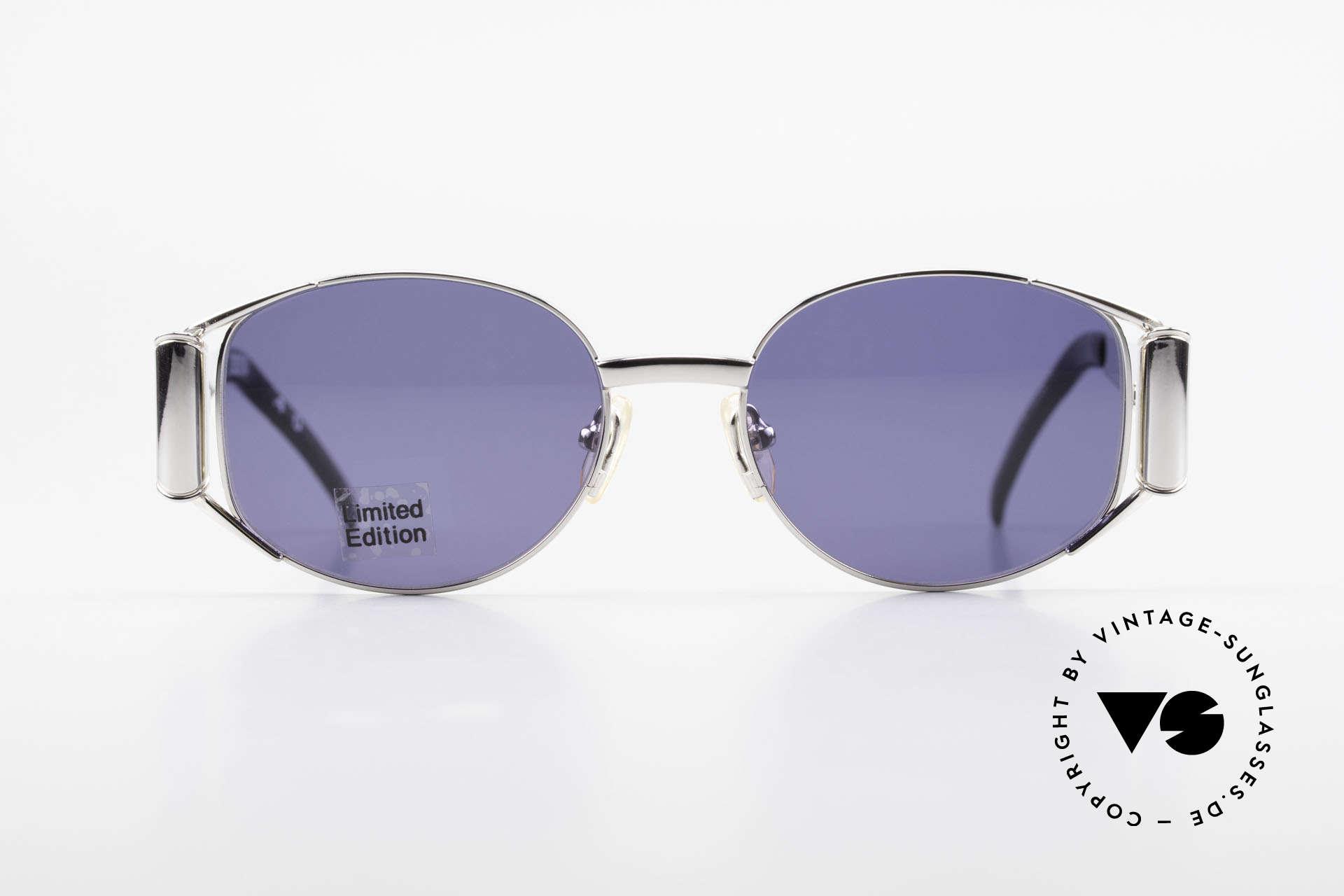 Yohji Yamamoto 52-5107 Limitierte Avantgarde Brille, subtiles aber außergewöhnliches Design; Avant-Garde!, Passend für Herren und Damen