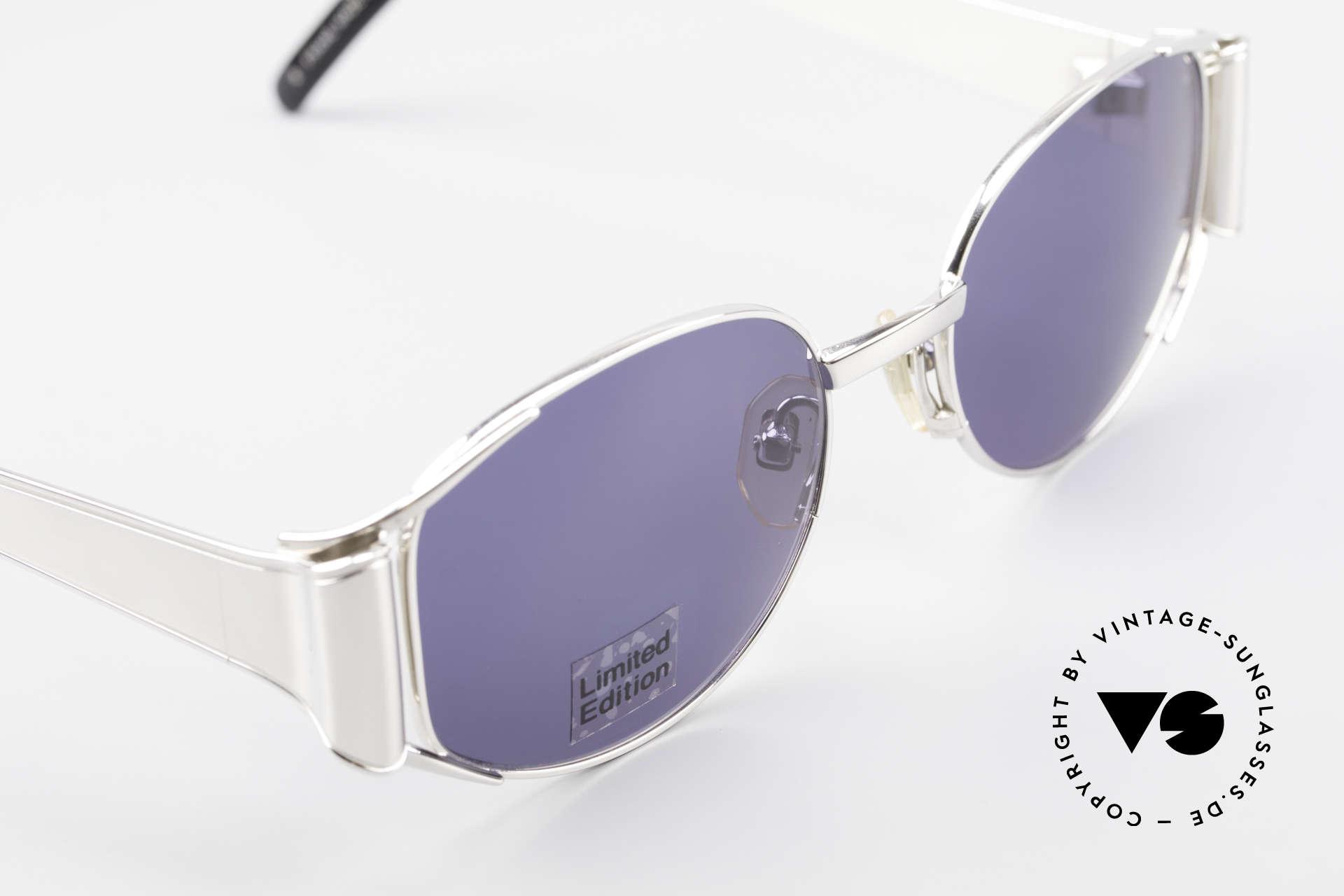 Yohji Yamamoto 52-5107 Limitierte Avantgarde Brille, ungetragen; wie all unsere vintage Design-Sonnenbrillen, Passend für Herren und Damen