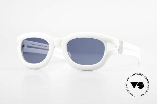 Yohji Yamamoto 52-6001 90er YY Designer Sonnenbrille Details