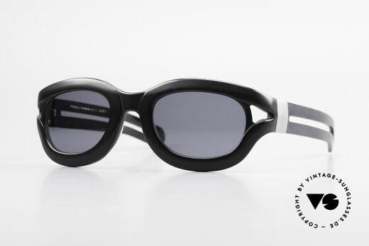 Yohji Yamamoto 52-6001 YY 90er Designer Sonnenbrille Details