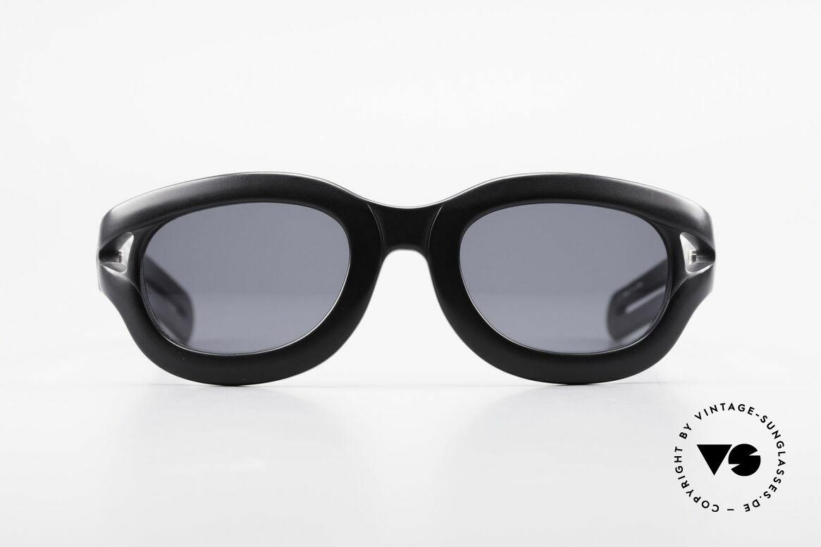 Yohji Yamamoto 52-6001 YY 90er Designer Sonnenbrille, bekannt für hervorragende Fertigung (made in Japan), Passend für Herren und Damen