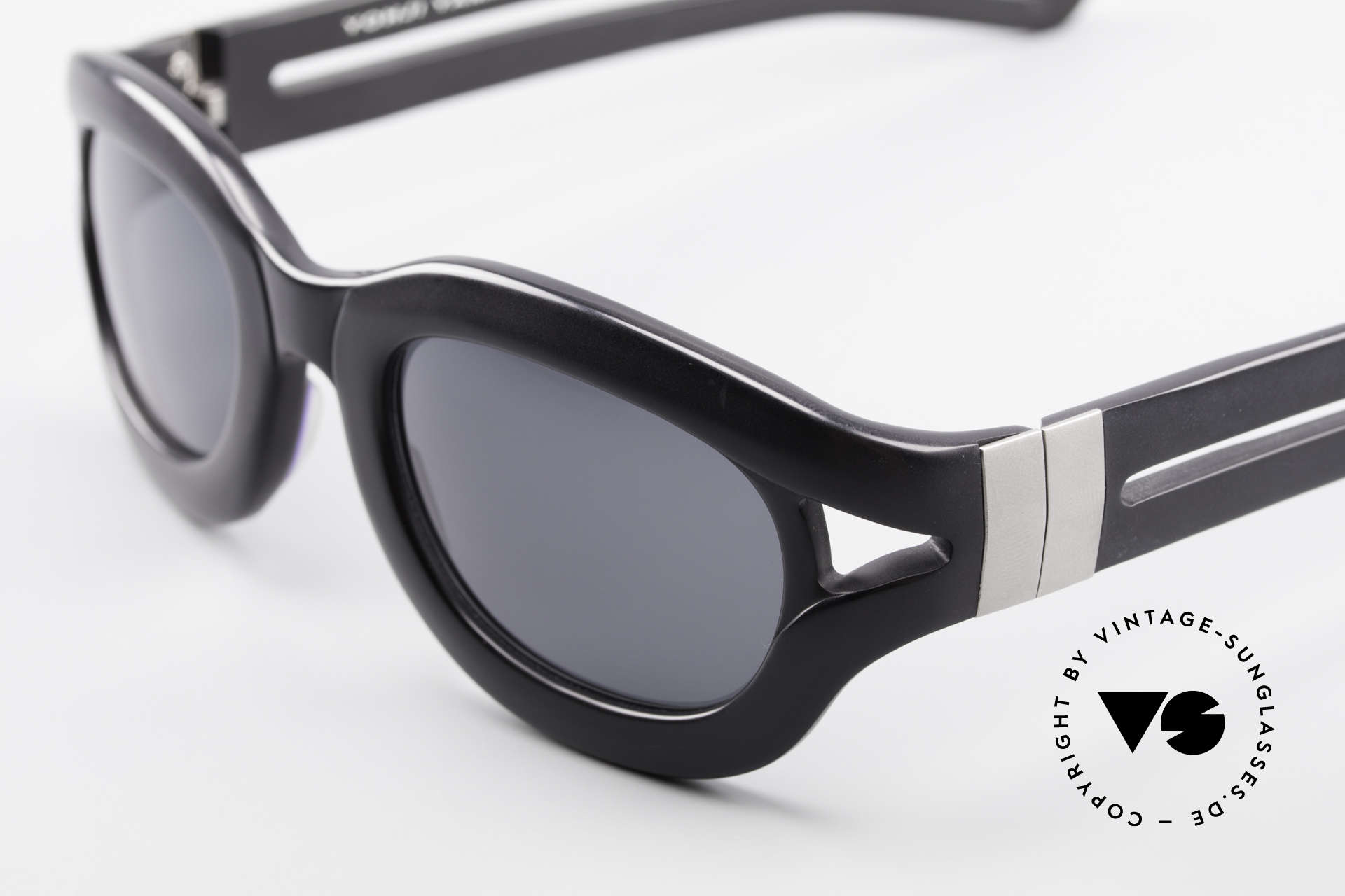 Yohji Yamamoto 52-6001 YY 90er Designer Sonnenbrille, ungetragen; wie all unsere vintage Yamamoto Originale, Passend für Herren und Damen