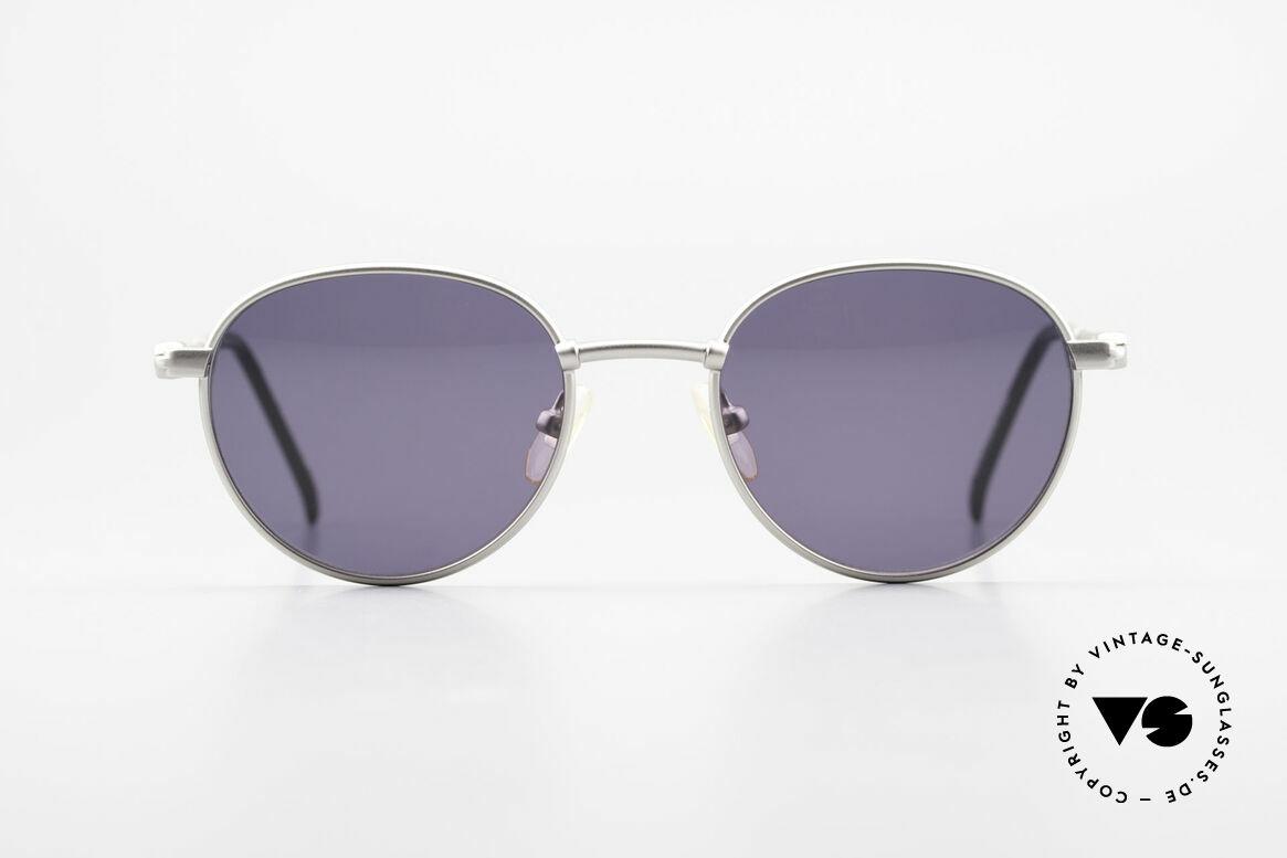 Yohji Yamamoto 52-4102 Panto Designer Sonnenbrille