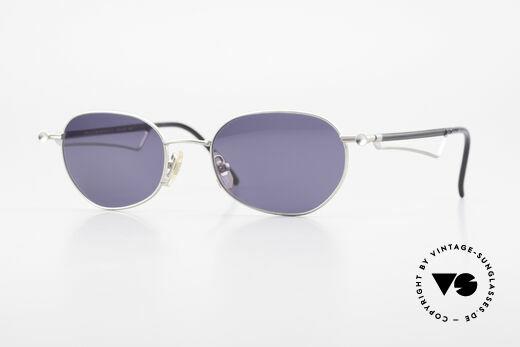 Yohji Yamamoto 52-4108 Titan Designer Sonnenbrille Details