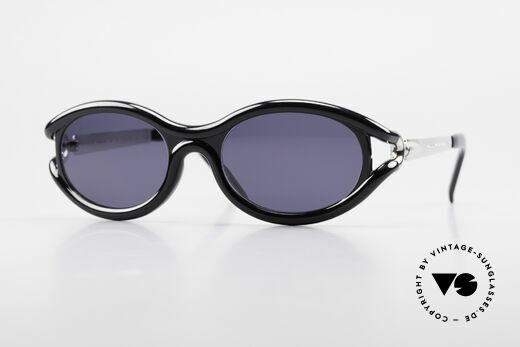 Yohji Yamamoto 52-5201 Designerbrille Made in Japan Details