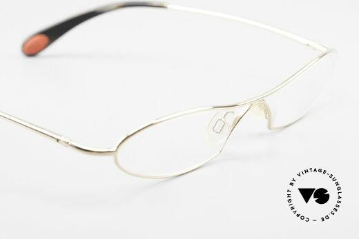 Bugatti 347 Odotype Kleine Designer Brille Herren, Modell als Brille oder Sonnenbrille verglasbar, Passend für Herren