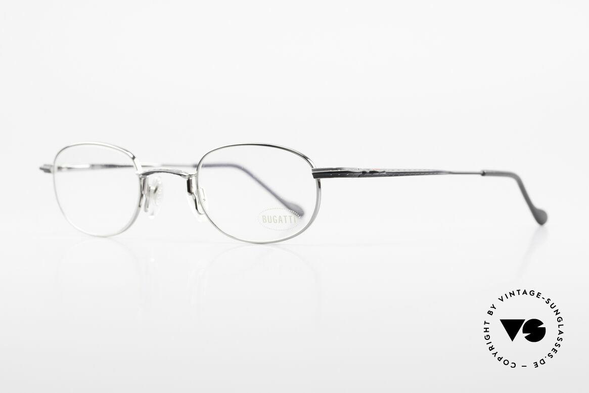 Bugatti 23562 Rare 90er Luxus Brillenfassung