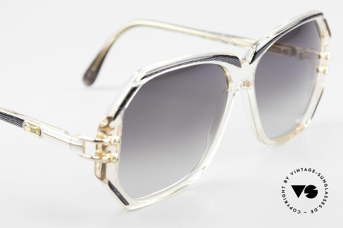 Cazal 169 Vintage Damen Sonnenbrille, ungetragen (wie all unsere alten Cazal vintage Originale), Passend für Damen