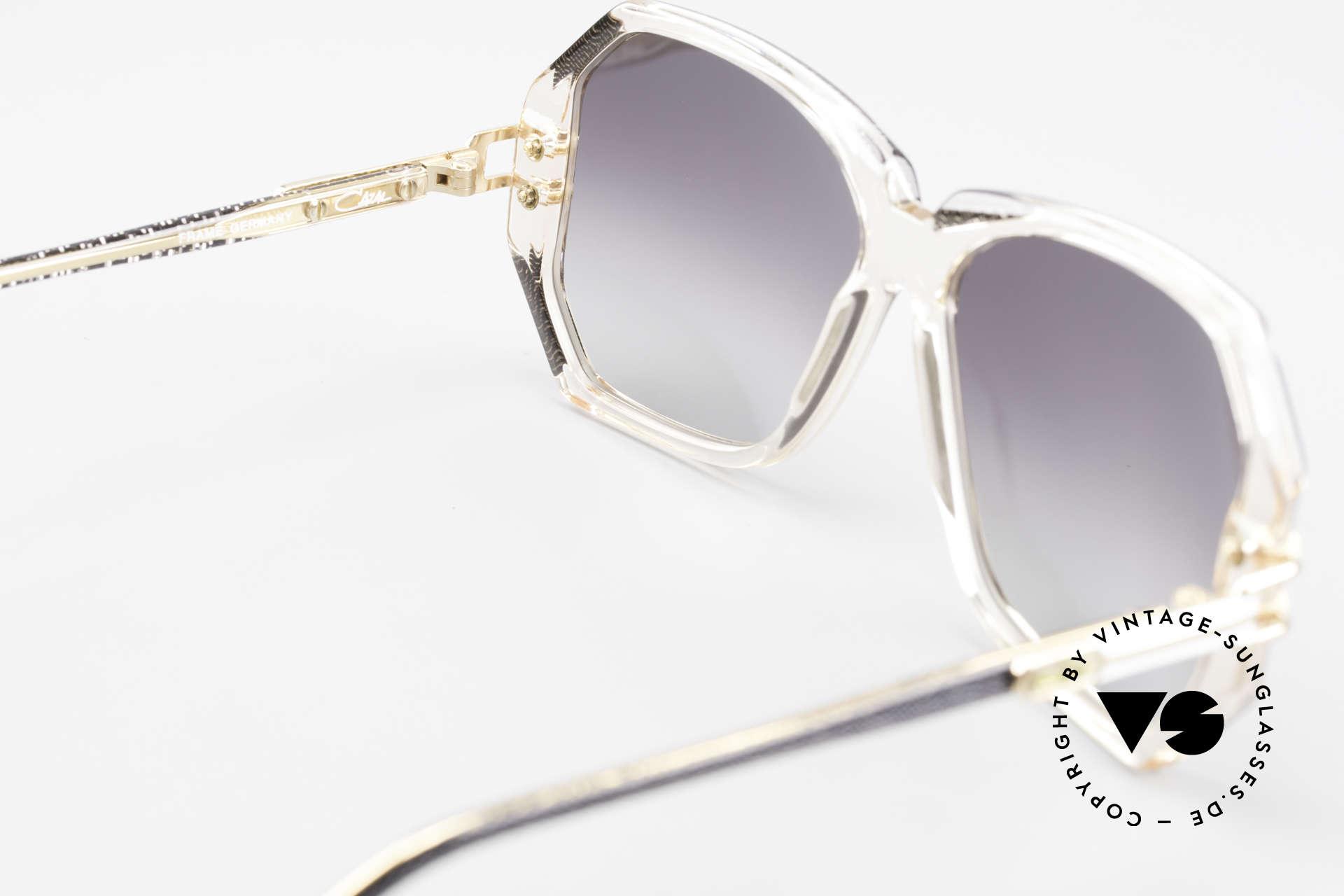 Cazal 169 Vintage Damen Sonnenbrille, KEINE Retrobrille; sondern ein ca. 28 Jahre altes Unikat, Passend für Damen