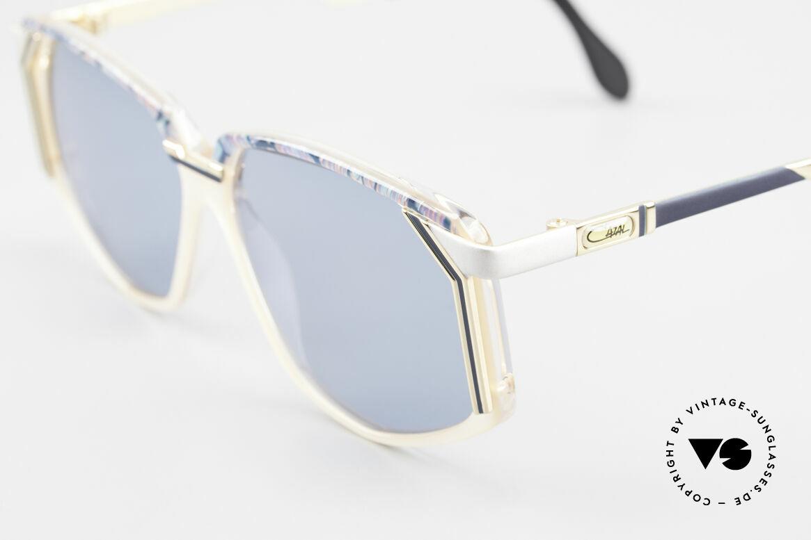 Cazal 346 Alte Hip Hop Sonnenbrille 90er
