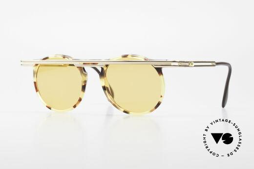 Cazal 648 90er Cari Zalloni Sonnenbrille Details