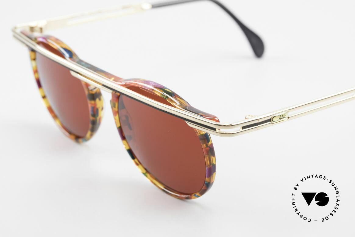 Cazal 648 Original Alte Cazal Brille 90er, ein echtes Meisterstück (kostbar und einzigartig), Passend für Herren und Damen
