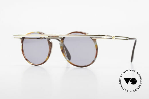 Cazal 648 Cari Zalloni Vintage Brille 90er Details