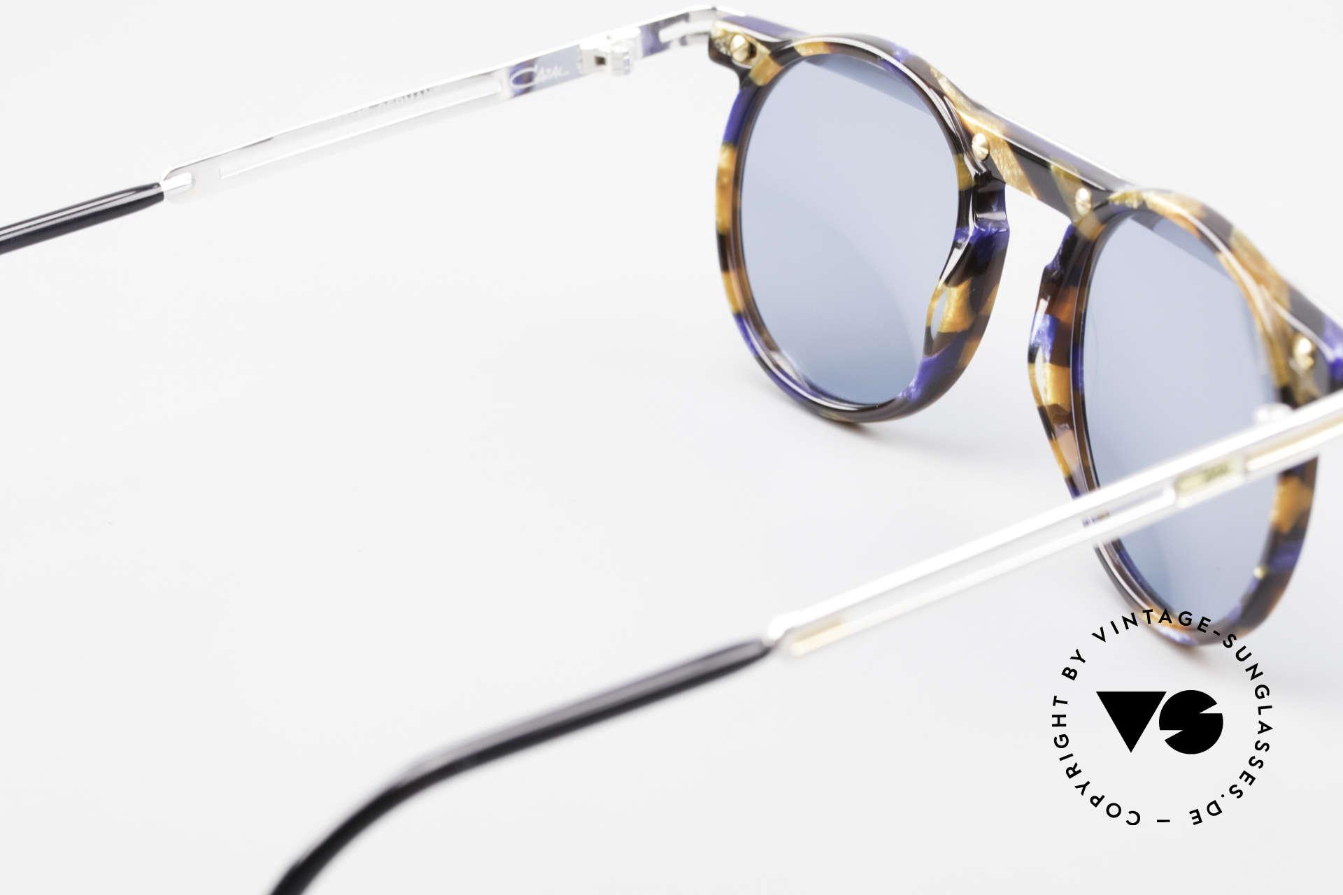 Cazal 648 Alte Cari Zalloni 90er Brille, KEINE Retromode; ein über 25 Jahre altes Unikat!, Passend für Herren und Damen